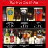 How can Wetherspoons sell a pint for €1.95? Questions about the business model.