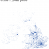 Every pub in Ireland and Britain visualised