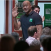 Sure there's Jonah Lomu in Harry Byrnes in Clontarf!
