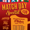 9 great value 6 nations deals in Dublin pubs.