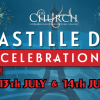 Francophiles! There's a Bastille day party in The Church bar.