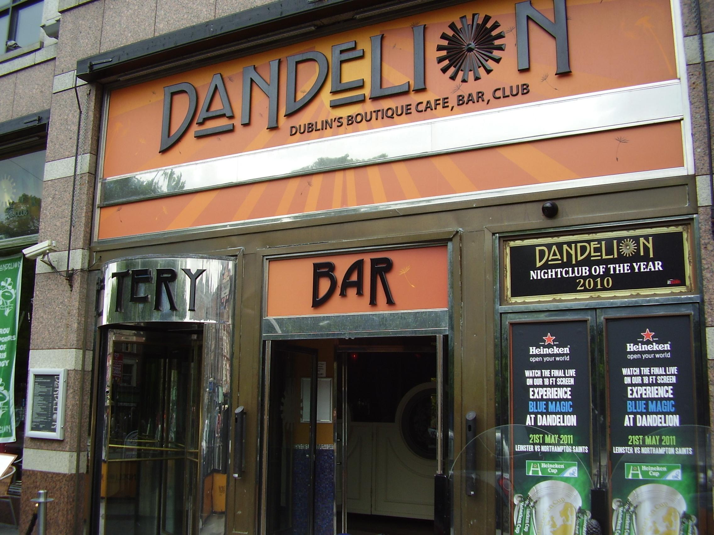 Speed dating dublin dandelion restaurant