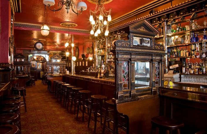 Best Old Fashioned Pubs In Ireland