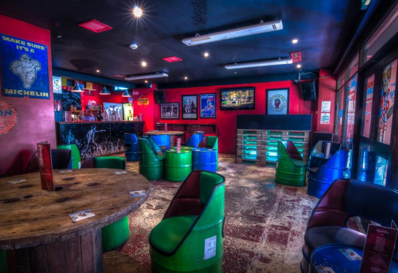 Garage Bar Publin