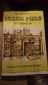 Bulson's 'Irish pubs of character'
