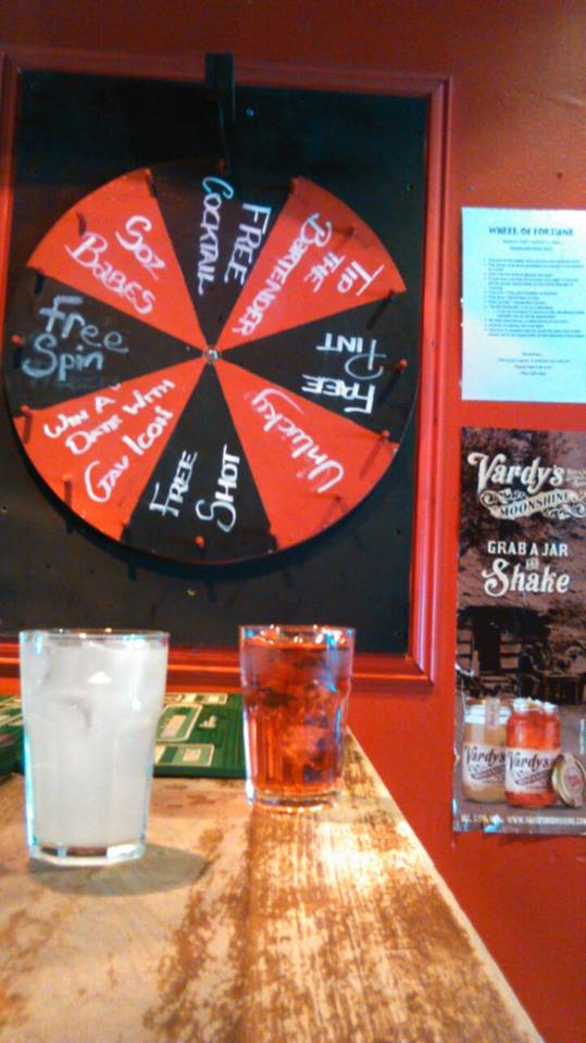 Flip A Coin Spin The Wheel Name Games And Other Ways To Win Free Drinks In Pubs Publin