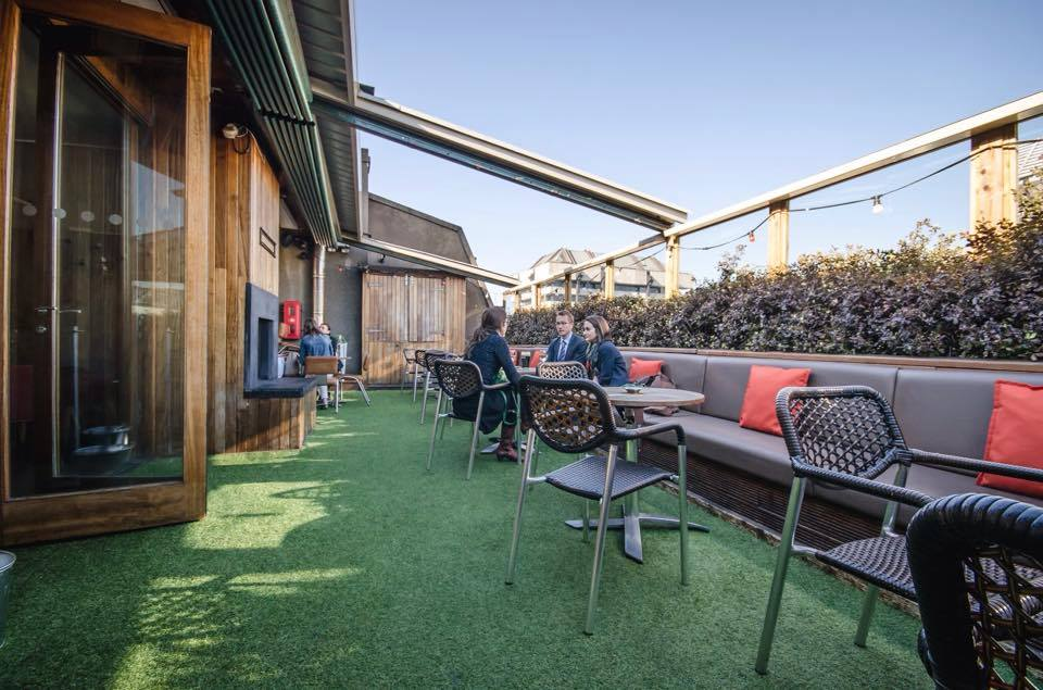 10 Great Rooftop Beer Gardens In Dublin Publin