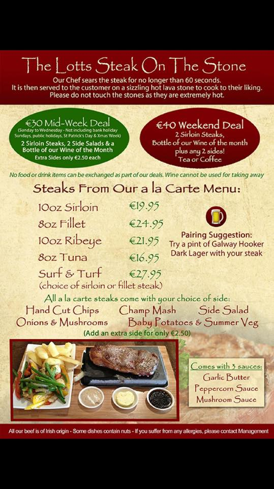 Meal deals dublin city