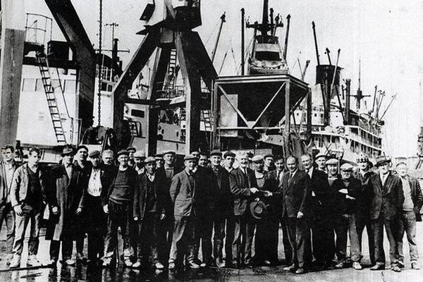 Source: Dublin dock workers preservation society