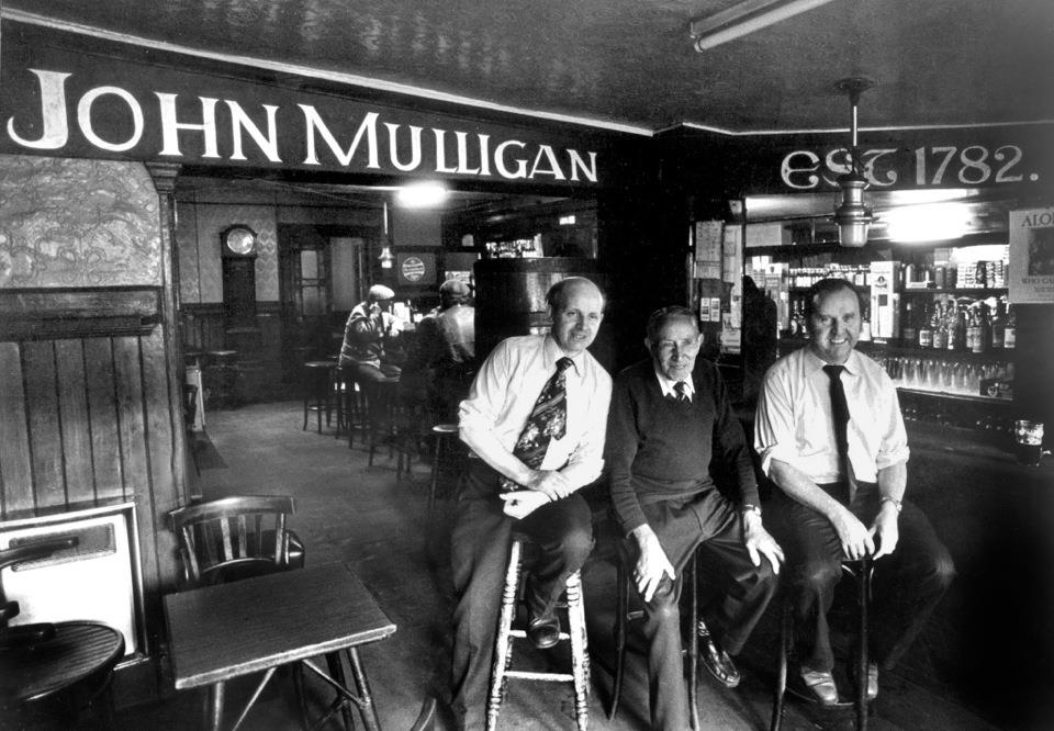 Mulligans owners.