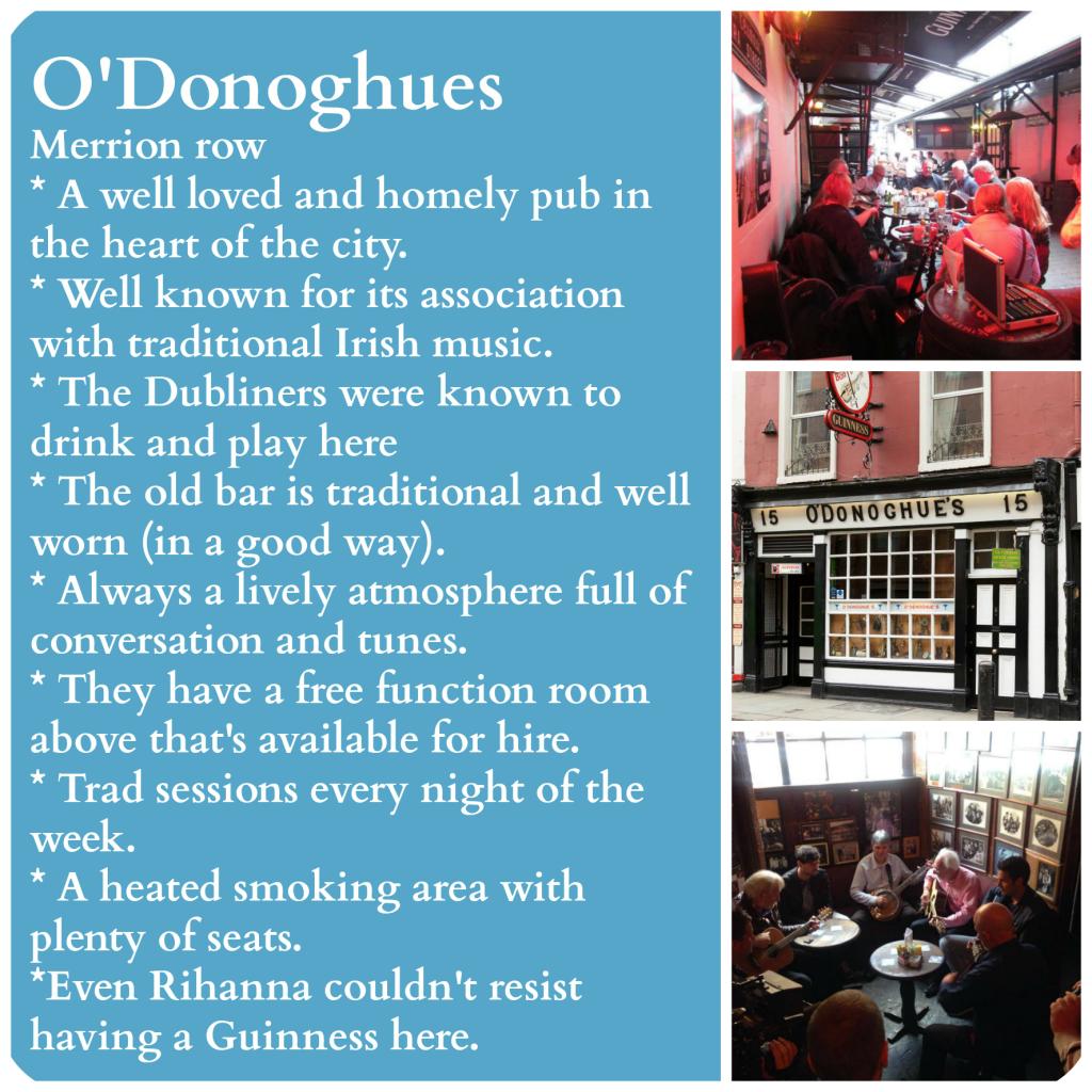 odonoghues