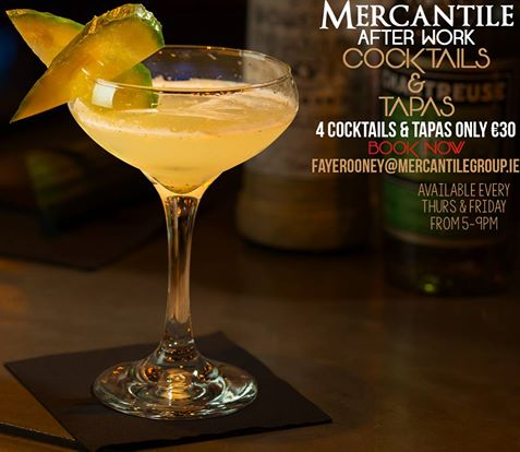 merccocktail