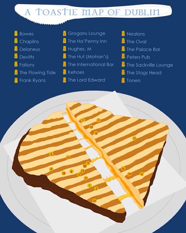 Eoin Whelehan's toastie graphic. Reproduced with his permission. See link above for prints.
