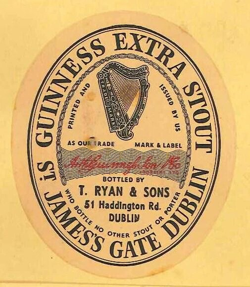 Guinness Bottle Label | www.imgkid.com - The Image Kid Has It!