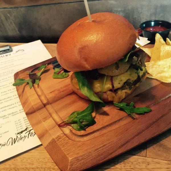 wileyburger