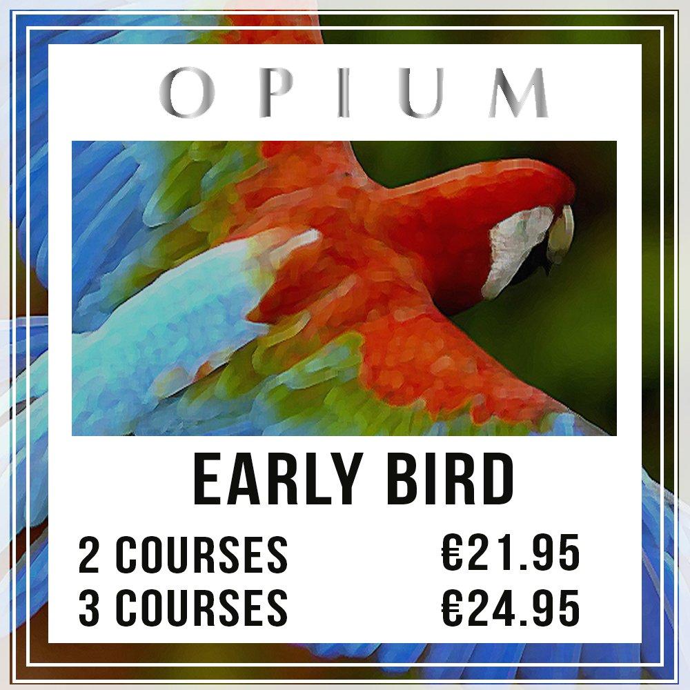 opiumearlybird