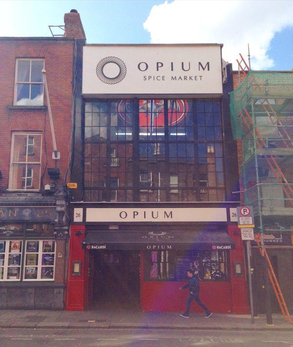 opiumoutside