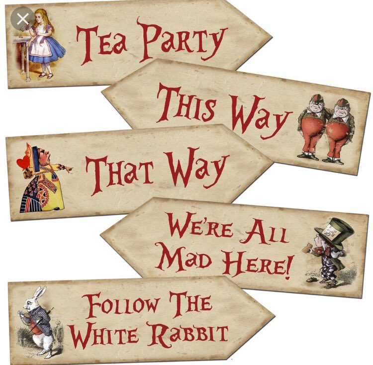 There S A Mad Hatters Gin And Tea Party Coming To A Pub Publin