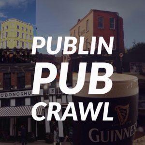 <h3>Publin pub crawl</h3>