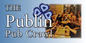 <h3>Weekly pub crawls</h3>