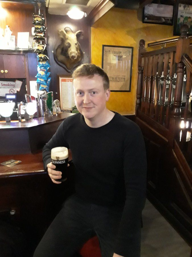 That first pint on Good Friday (and first pints to come).