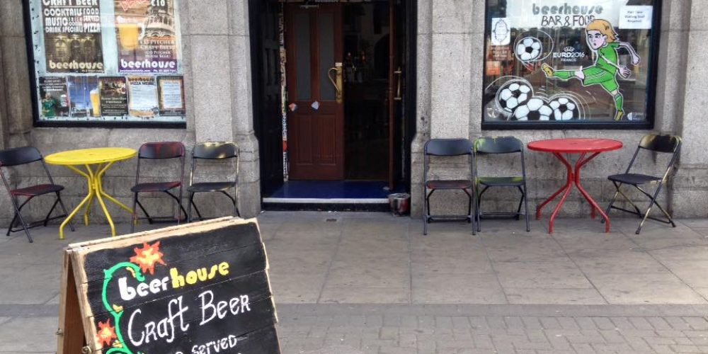 A place for a party: The Beerhouse on Capel Street