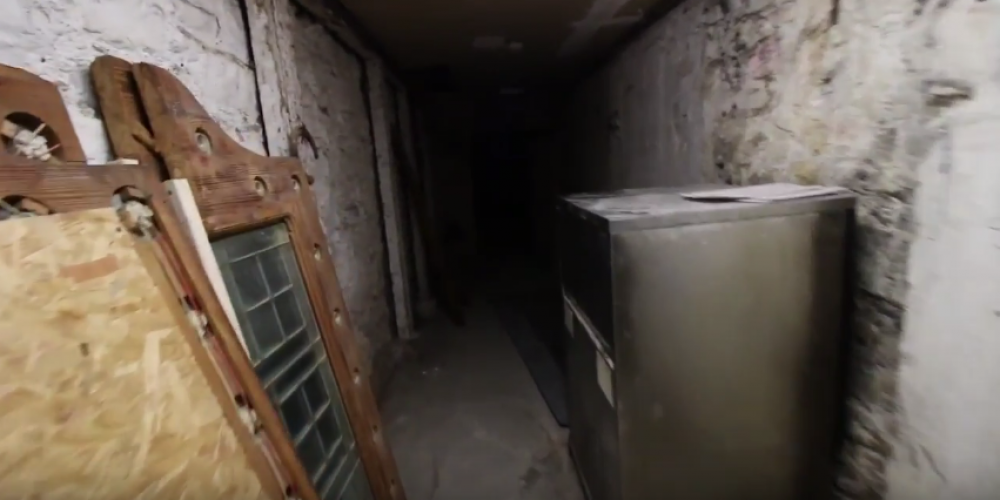 Explore the centuries old tunnels under a Dublin pub.