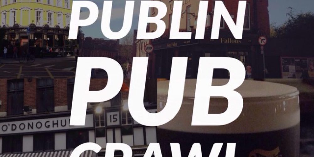 Publin is now doing private pub crawls!