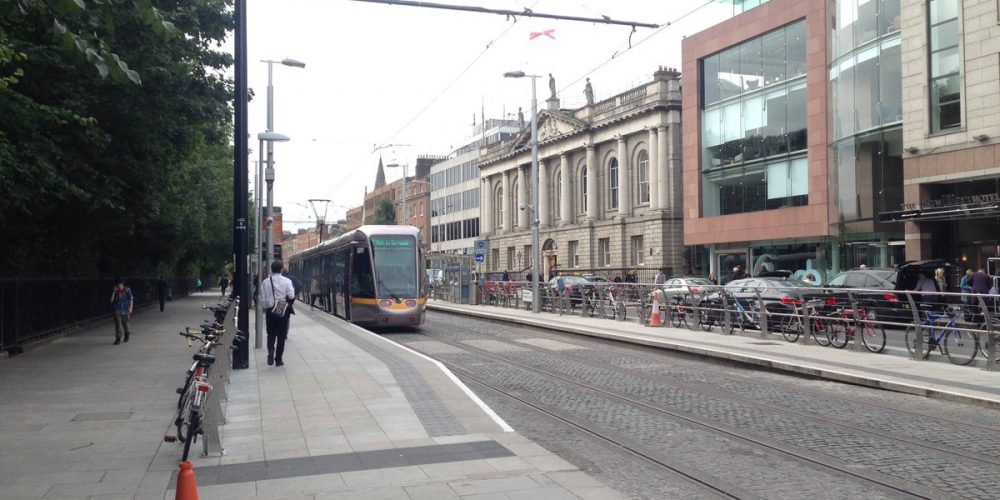 #LuasPubs The pubs along the new Luas line that are visible again!