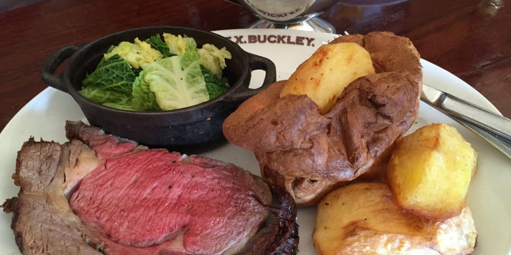 Where to get a Sunday Roast in a Dublin pub. 10 choices.