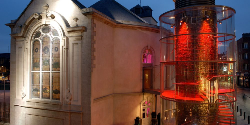 Why The Tower bar would be a great spot for an elegant party
