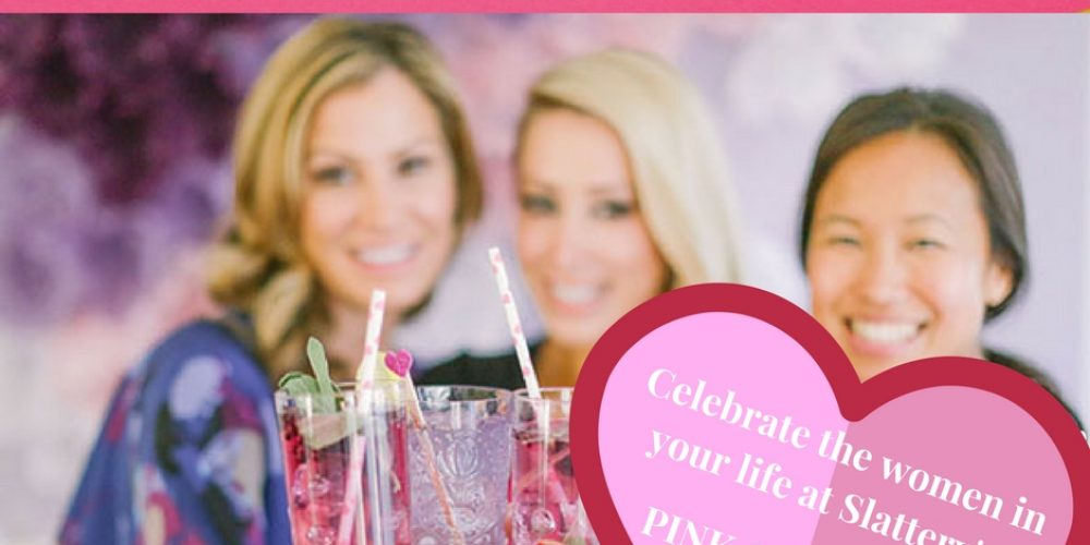 Celebrate Galentines Day in the pub this year with a G and T.