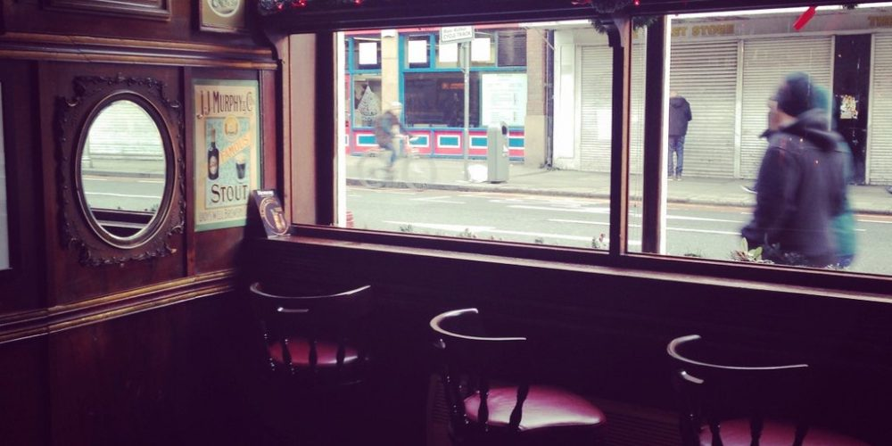 12 of the best people watching spots in Dublin pubs.