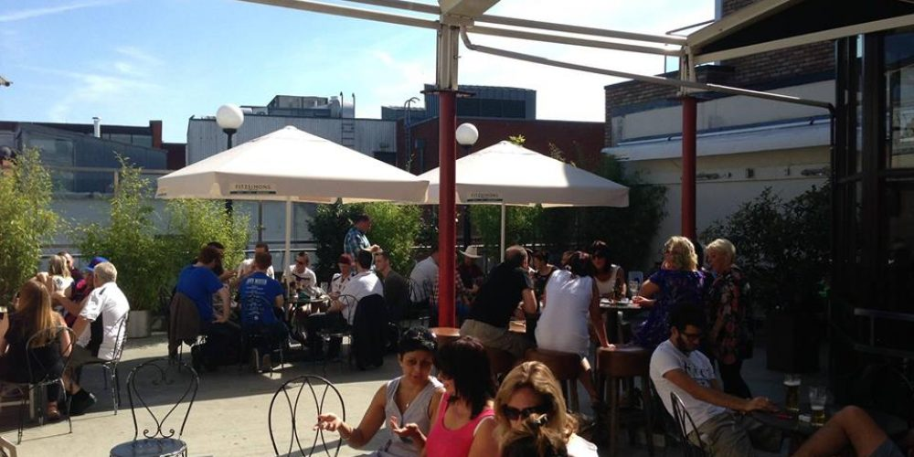 10 great rooftop beer gardens in Dublin
