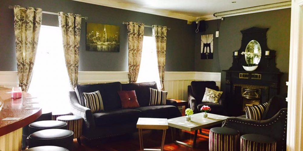 There's a very comfy looking new function room in Kavanagh's Stoneybatter.