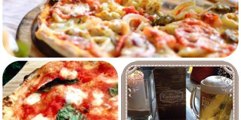 Gourmet pizza comes to Abbey Street.