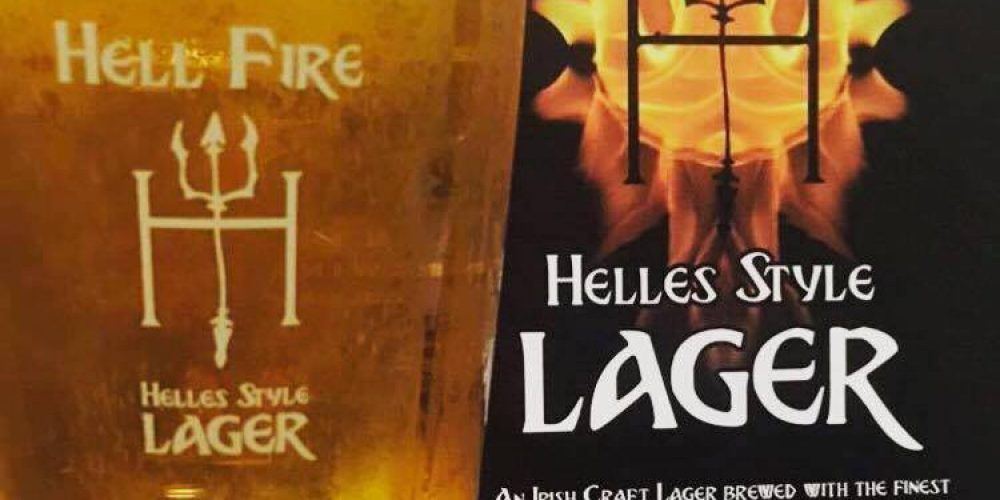 One pub group commissioned their own Helles Lager