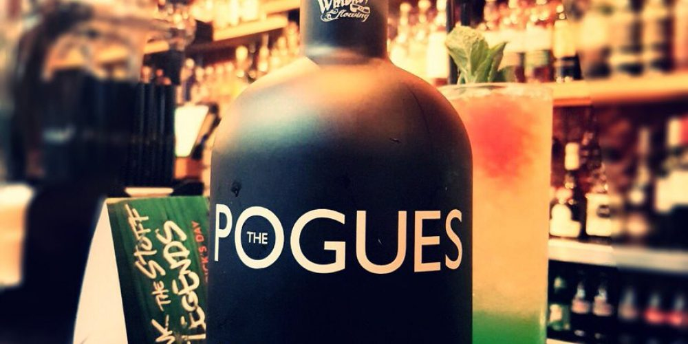The Pogues have their own official whiskey.
