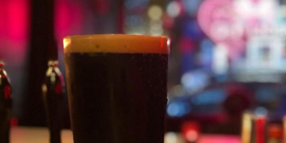 An inventive way to celebrate Saint Patrick- Stout Week at the Big Romance