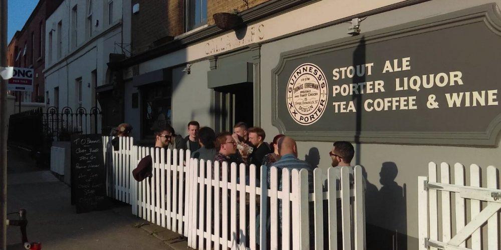 9 great sun spots in Northside Dublin pubs.