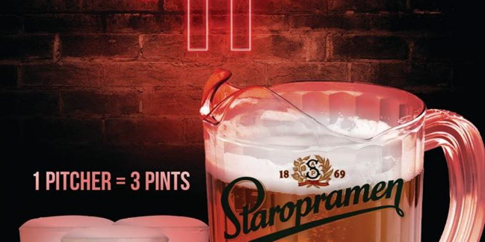17 beer pitcher deals in Dublin pubs