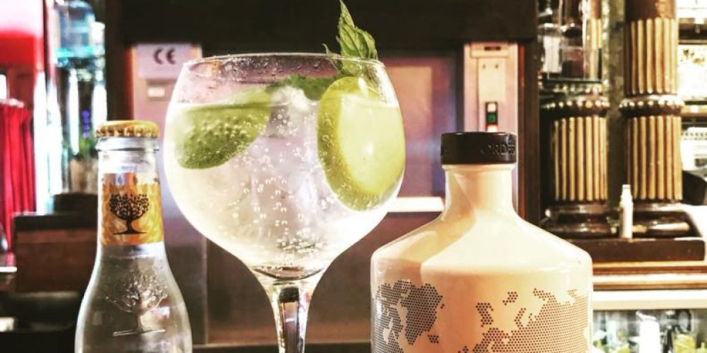 9 of the best bars in Dublin to enjoy Gin.