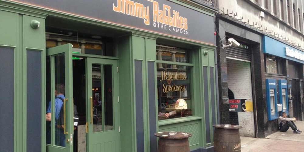 Jimmy Rabbitte's: The new pub on Camden Street
