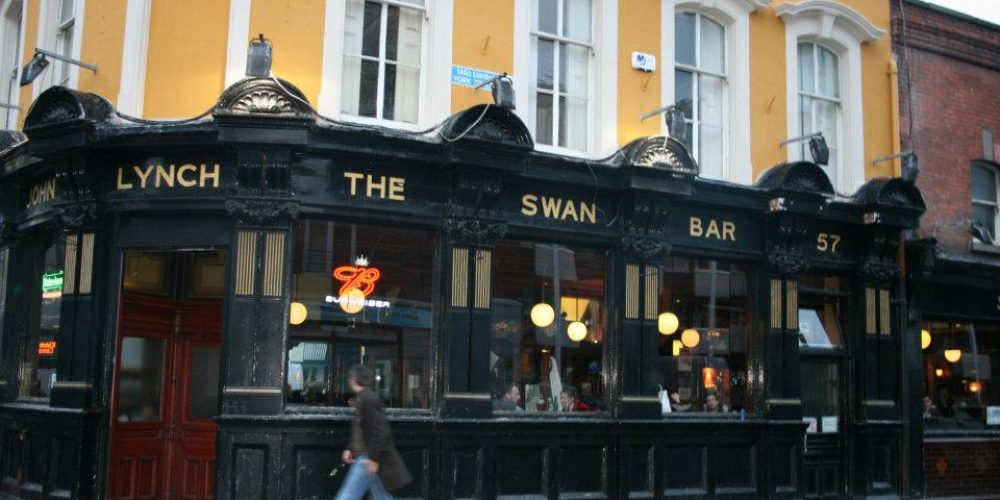 1938, when the Lynch family bought The Swan