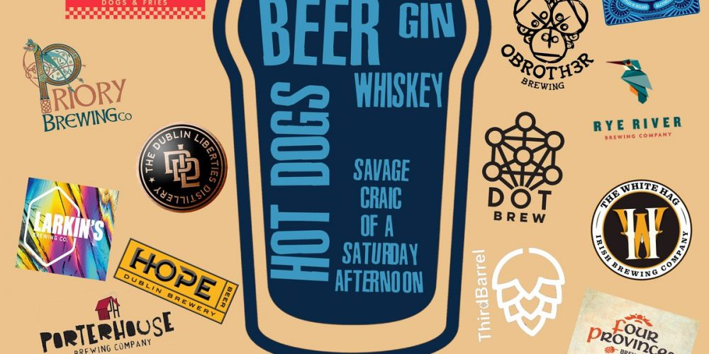 There's a craft beer and spirits Bazaar coming to a Dublin 8 pub.