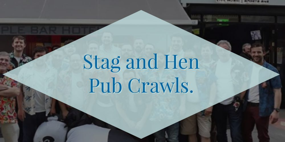 Coming to Dublin for a Stag or Hen? Book a Publin Pub Crawl!