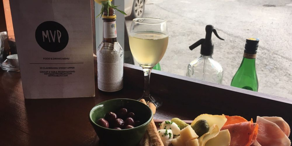 How about a bit of wine and tapas on a Wednesday?
