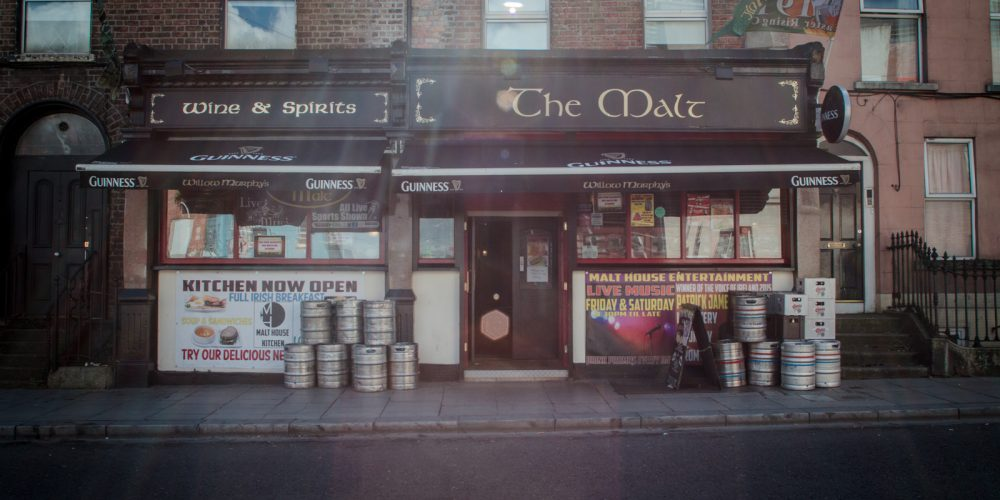The city centre 'locals pubs' have community at their heart.