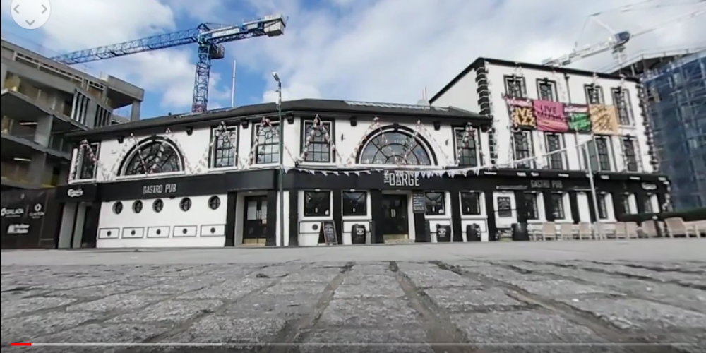 VIDEO: The Barge Pub in 360