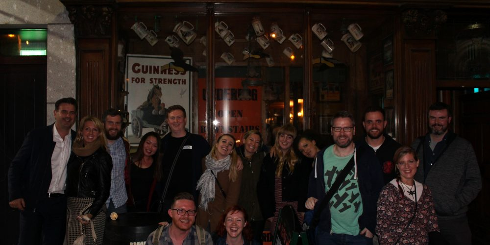 Having your Christmas party in the New Year? Book a Publin Pub Crawl!